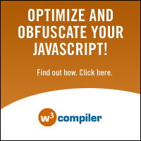 Optimize and obfuscate your Javascript!